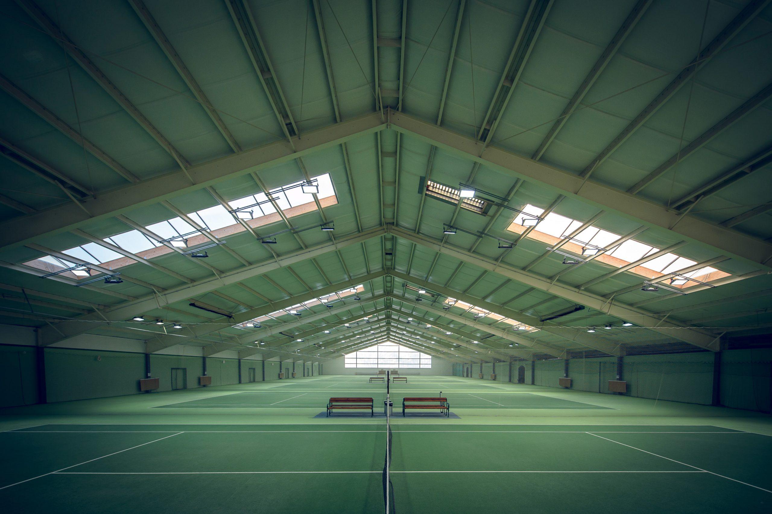 Pressetext 1/2021 – Tennis- und Racketsporthallen gründen Plattform zur Interessensvertretung